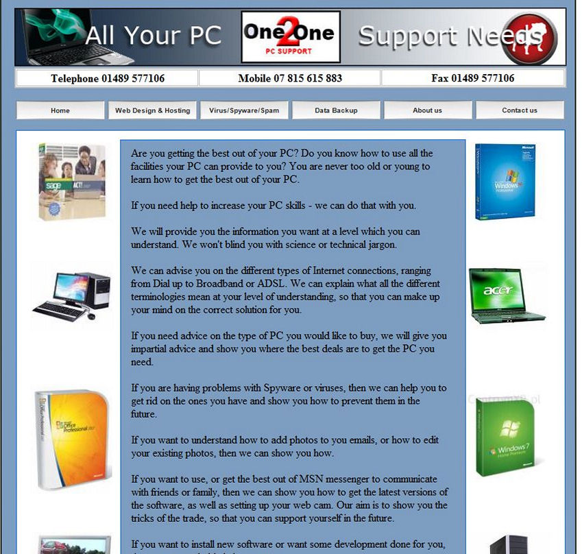one2onepcsupport